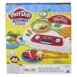 Суперцена на наборы пластилина Play - Doh  новинки . В Наличии