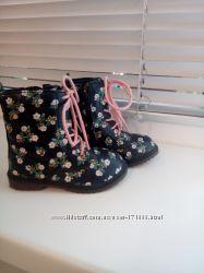 Деми ботинки для девочки.