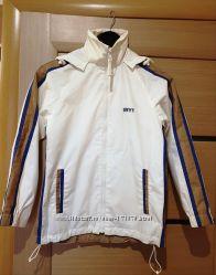 Куртка плащевка-ветровка для мальчика или девочки