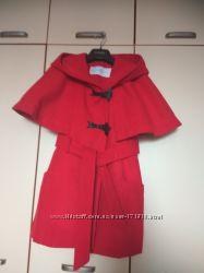 Распродажа Яркое шикарное брендовое пальто  Jessica Simpson