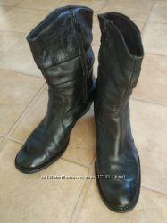Ботинки ESPRIT женские осень-весна кожа