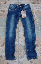 Разные джинсы Grace, рост 116-170 см.