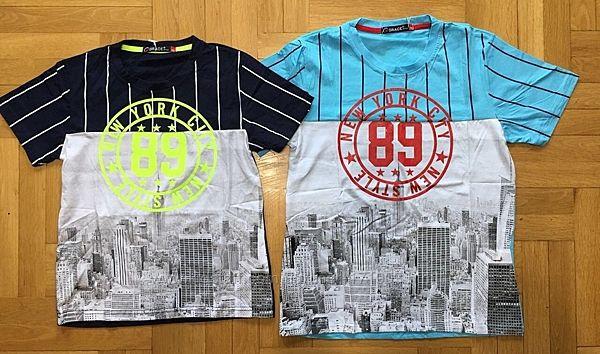 Много. Разные футболки. Рост 98-164. Венгрия.