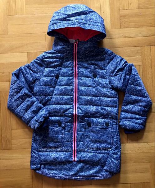 Разные демисезонные куртки, 134-170 см. Венгрия.