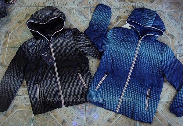 Разные деми куртки, ветровки рост 128-164 см. Венгрия.