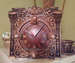 Часы резные в стиле Прованс