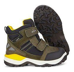 ECCO Snow mountain 71024250743 Gore-tex зимние ботинки размер 30