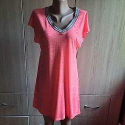 Пакет женских вещей р. S пляжное платье и туники uk10 р.44
