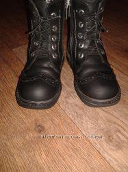 Продам зимние ботинки Woopy
