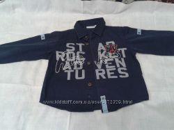 Продам рубашки, р. 86-92