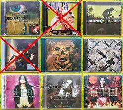 Аудио CD НЕ лицензия Nickelback, Linkin Park, Apocalyptica, Muse, HIM