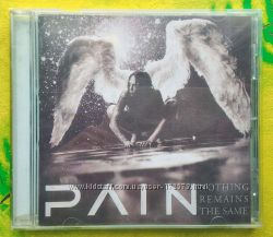 CD PAIN Nothing Remains the Same лицензия