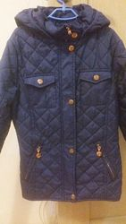 Куртка деми р.140