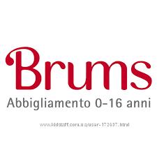 Новая коллекция BRUMS, BIMBUS, MEK, FIAT 500  из Италии