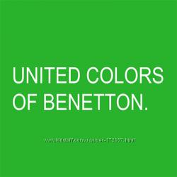 Заказ BENETTON  из Италии
