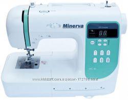 Компьютеризированная швейная машина MINERVA MC 80