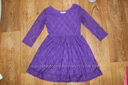 Нарядное платье H&M на девочку 10-11лет. 140-146см.