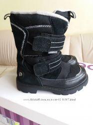 Ботиночки Pediped в идеальном состоянии 16. 5 см.