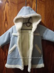 зимова дублянка-пальто next