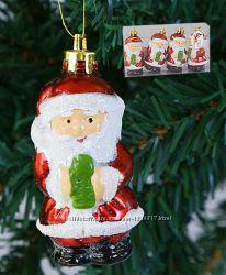 Новогодние игрушки, елки, гирлянды. Акция на сайте БонадиСП