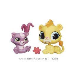 Львенок Littlest Pet Shop оригинал Hasbro