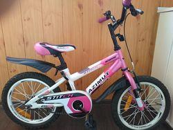 Велосипед Azimut Stich 16