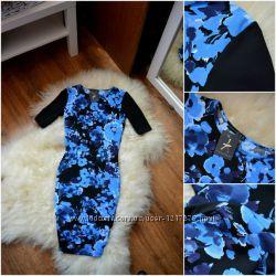 Платье по фигуре, фирменное новое, Atmosphere M р. , привезено из-за границ