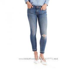 Женские джинсы скинни Levis 711 Skinny размер 28