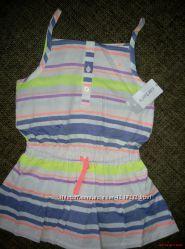 туника Carters, футболка, маечка девочке 5-6 лет, 110, 116, 122 см