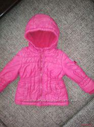 термокуртка Chicco, куртка девочке 6, 9-12 месяцев, 68-74 см, зима