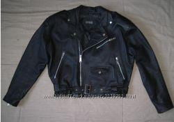 Cool L кожаная косуха куртка женская