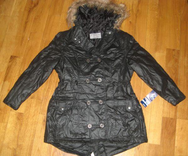 Куртка на девочку Kiabi  рост 152см. Цена снижена