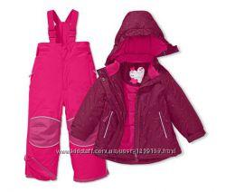 ТСМ Tchibo зимний термо костюм 86-92см. Акционная цена.