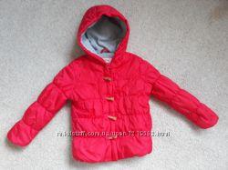 Куртка демисезонная на девочку 4 года
