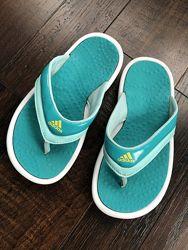 Adidas шлёпанцы вьетнамки размер 31 стелька 20 см