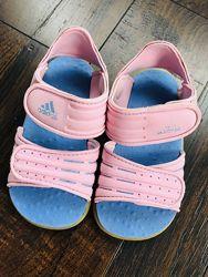 Adidas босоножки сандали размер 26 стелька 16 см