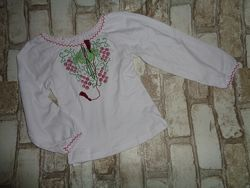 Вышиванки для мальчика девочки 98-146см