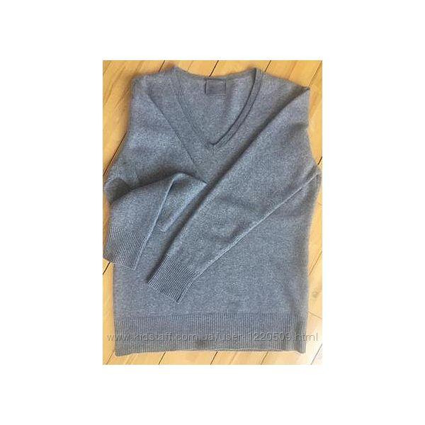 Пуловер из натурального кашемира
