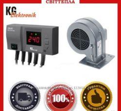 Автоматика для котла твердотопливного контролер Elektronik Poland