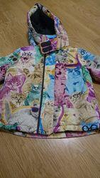 Продам куртку Next 104 см