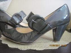 Туфли Сlarks 38 р-р шикарные кожа