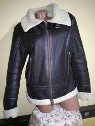 Куртка дублёнка искусственная mexx eur 40 uk 14