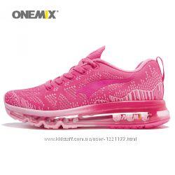 Кроссовки спортивные  беговые дышащие ONEMIX женские