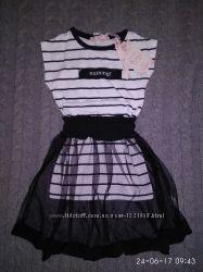 Супер стильное платье Grace 2в1, 4 года