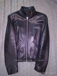 Кожаная куртка, S-M