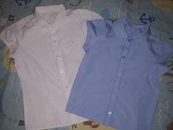 Школьные блузки, 7-9 лет