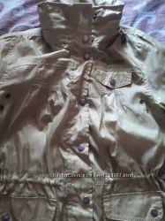 Куртка ветровка для девочки 7-10лет