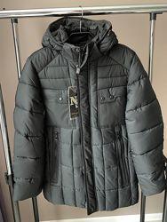 Зимняя Тёплая мужская куртка. Мужской тёплый пуховик. Парка
