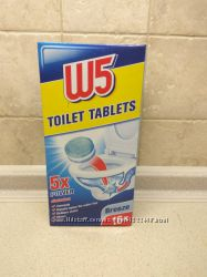 Таблетки для унитаза W5 toilet tablets