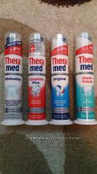 Зубная паста Elkos, Theramed, Aquafresh, Colgate щетки Elkos